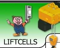 LIFTCELLS - A Division of ONETEC Pty. Ltd. - MARQUEE DISPLAYS