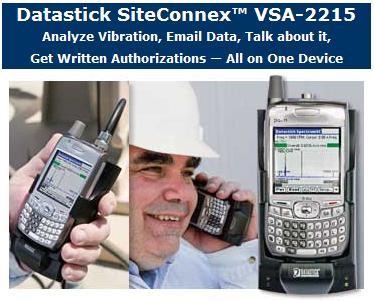 VSA2215 Analyser