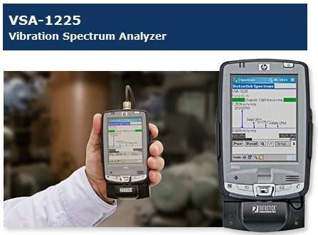 1225Vibration Analyser